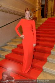 Opernball Feststiege - Staatsoper - Do 07.02.2013 - 24