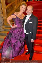 Opernball Feststiege - Staatsoper - Do 07.02.2013 - 27