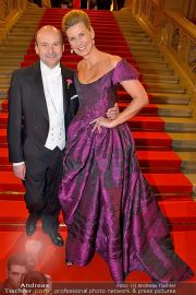 Opernball Feststiege - Staatsoper - Do 07.02.2013 - 28