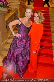 Opernball Feststiege - Staatsoper - Do 07.02.2013 - 3