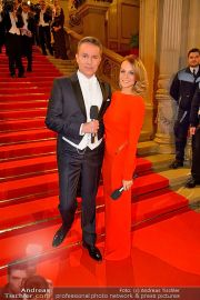 Opernball Feststiege - Staatsoper - Do 07.02.2013 - 31