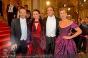 Opernball Feststiege - Staatsoper - Do 07.02.2013 - 39