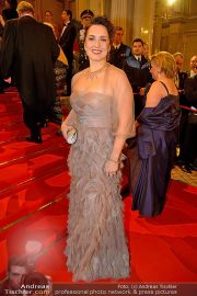 Opernball Feststiege - Staatsoper - Do 07.02.2013 - 44