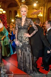 Opernball Feststiege - Staatsoper - Do 07.02.2013 - 51