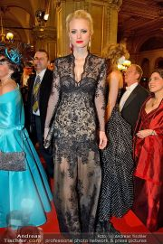 Opernball Feststiege - Staatsoper - Do 07.02.2013 - 52