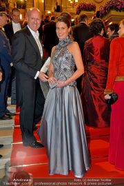 Opernball Feststiege - Staatsoper - Do 07.02.2013 - 6