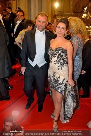 Opernball Feststiege - Staatsoper - Do 07.02.2013 - 60