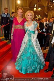 Opernball Feststiege - Staatsoper - Do 07.02.2013 - 61