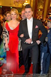 Opernball Feststiege - Staatsoper - Do 07.02.2013 - 7