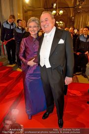 Opernball Feststiege - Staatsoper - Do 07.02.2013 - 72