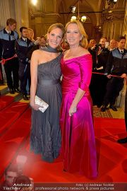 Opernball Feststiege - Staatsoper - Do 07.02.2013 - 73