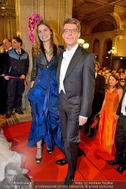 Opernball Feststiege - Staatsoper - Do 07.02.2013 - 75
