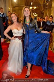 Opernball Feststiege - Staatsoper - Do 07.02.2013 - 76