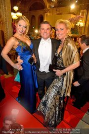 Opernball Feststiege - Staatsoper - Do 07.02.2013 - 8