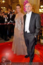 Opernball Feststiege - Staatsoper - Do 07.02.2013 - 84
