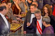 Opernball Feststiege - Staatsoper - Do 07.02.2013 - 90