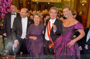 Opernball Feststiege - Staatsoper - Do 07.02.2013 - 96