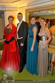 Opernball Gäste - Staatsoper - Do 07.02.2013 - 18