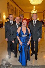 Opernball Gäste - Staatsoper - Do 07.02.2013 - 77