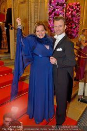 Opernball VIPs - Staatsoper - Do 07.02.2013 - 100