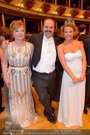 Opernball VIPs - Staatsoper - Do 07.02.2013 - 104