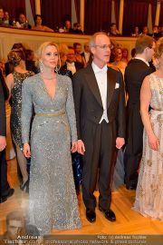 Opernball VIPs - Staatsoper - Do 07.02.2013 - 106