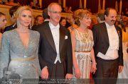 Opernball VIPs - Staatsoper - Do 07.02.2013 - 109