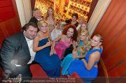 Opernball VIPs - Staatsoper - Do 07.02.2013 - 2
