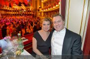 Opernball VIPs - Staatsoper - Do 07.02.2013 - 44