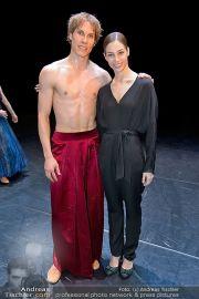 Tanzperspektiven - Staatsoper - Mi 20.02.2013 - 18