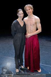 Tanzperspektiven - Staatsoper - Mi 20.02.2013 - 8