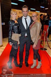 3096 Tage Premiere - Cineplexx Wienerberg - Mo 25.02.2013 - 14