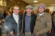 Kinopremiere - Gartenbaukino - Mi 27.02.2013 - 12