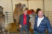 Lugner´s Kameltaufe - Circus Berlin - Sa 09.03.2013 - 15