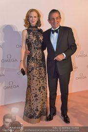 Omega - Red Carpet - Palais Liechtenstein - Sa 23.03.2013 - 2