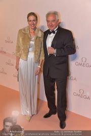 Omega - Red Carpet - Palais Liechtenstein - Sa 23.03.2013 - 21