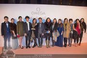 Omega - Red Carpet - Palais Liechtenstein - Sa 23.03.2013 - 35