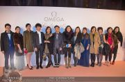 Omega - Red Carpet - Palais Liechtenstein - Sa 23.03.2013 - 36