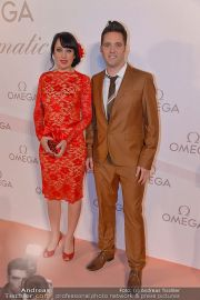 Omega - Red Carpet - Palais Liechtenstein - Sa 23.03.2013 - 67