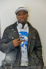 50 Cent - Wien Mitte - Mi 27.03.2013 - 11