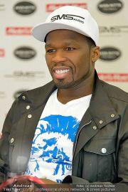 50 Cent - Wien Mitte - Mi 27.03.2013 - 17