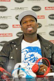 50 Cent - Wien Mitte - Mi 27.03.2013 - 18