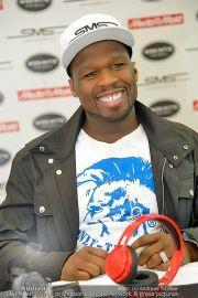 50 Cent - Wien Mitte - Mi 27.03.2013 - 21