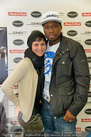 50 Cent - Wien Mitte - Mi 27.03.2013 - 22