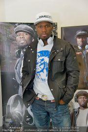 50 Cent - Wien Mitte - Mi 27.03.2013 - 23