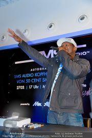 50 Cent - Wien Mitte - Mi 27.03.2013 - 39