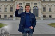 Tom Cruise Fototermin - Belvedere - Di 02.04.2013 - 1