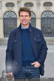 Tom Cruise Fototermin - Belvedere - Di 02.04.2013 - 10
