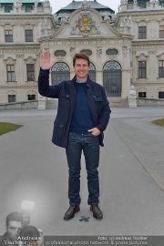 Tom Cruise Fototermin - Belvedere - Di 02.04.2013 - 11