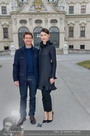 Tom Cruise Fototermin - Belvedere - Di 02.04.2013 - 13